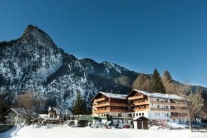 Parkhotel Sonnenhof, Hotely  Oberammergau - big - 48