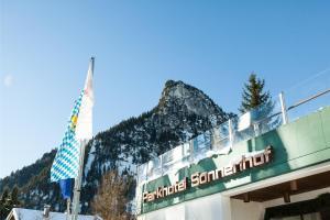 Parkhotel Sonnenhof, Hotely  Oberammergau - big - 43