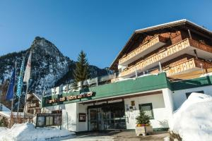 Parkhotel Sonnenhof, Hotely  Oberammergau - big - 50