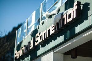 Parkhotel Sonnenhof, Hotely  Oberammergau - big - 47