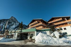 Parkhotel Sonnenhof, Hotely  Oberammergau - big - 56