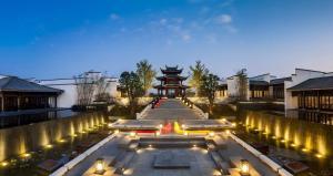 obrázek - Yurun Hanyuelou Villa Resort