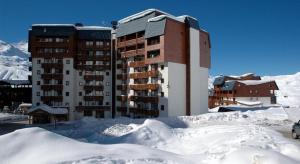 Odalys Altineige, Aparthotely  Val Thorens - big - 11