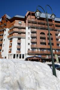 Odalys Altineige, Aparthotely  Val Thorens - big - 14