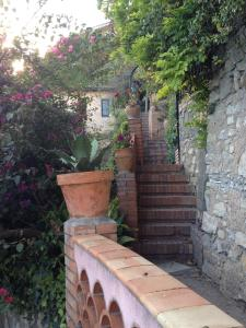 Villa Greta Hotel Rooms & Suites, Hotels  Taormina - big - 24