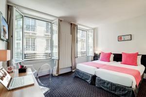 Hotel Caumartin Opéra - Astotel, Szállodák  Párizs - big - 15