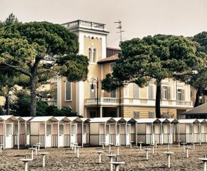 Residence Villa Marina, Apartmanhotelek  Grado - big - 17
