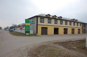 Мотель Далекобийнык, Узин