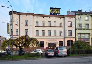 3 hvězdičkový hotel Hotel Central Český Těšín Česko