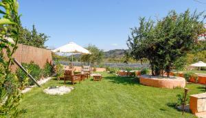 Villa Livadi, Vily  Magouládes - big - 10