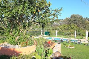 Villa Livadi, Vily  Magouládes - big - 27