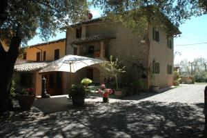 Il Roseto, Apartmanok  Tavarnelle in Val di Pesa - big - 1