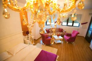 Noblesse Suite, Ferienwohnungen  Galaţi - big - 1