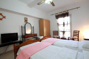 Standard Twin Room with Balcony with Garden View Alexandra Pension Kastelorizo