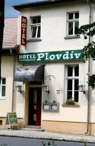 Hotel Plovdiv - Berlin