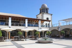 Hotel Suite Villa Maria, Отели  Адехе - big - 45