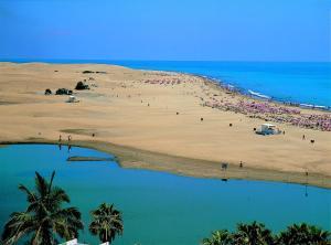 Playa Oasis Maspalomas, San Bartolomé de Tirajana - Gran Canaria