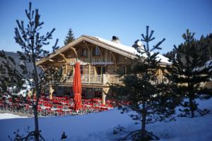 Location gîte, chambres d'hotes Le Lodge Chasse Montagne dans le département Haute Savoie 74