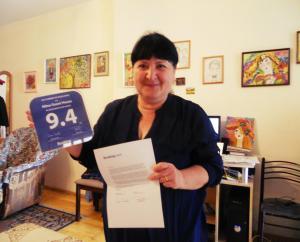 Nitsa Guest House, Penzióny  Gori - big - 18