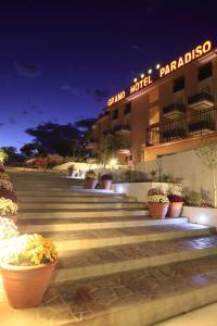 Grand Hotel Paradiso, Hotely  Catanzaro Lido - big - 109
