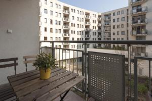Central Passage Budapest Apartments, Apartmány  Budapešť - big - 28