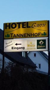 Hotel Tannenhof - Genhülsen