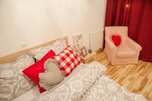 Apartament Czerwone Maki Tęczowe Wzgórze