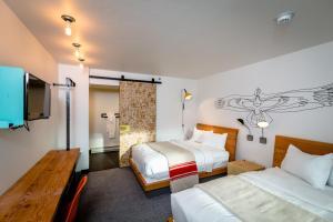 The LARK, Hotely  Bozeman - big - 16
