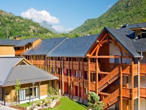 Lagrange Vacances Les Chalets d'Ax*** - Hotel - Ax les Thermes