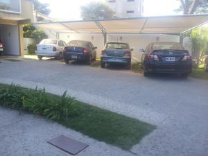 Departamentos Alhambra, Apartmány  Villa Gesell - big - 24