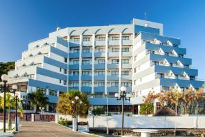 Hotel Villareal São Francisco do Sul, Отели  São Francisco do Sul - big - 65
