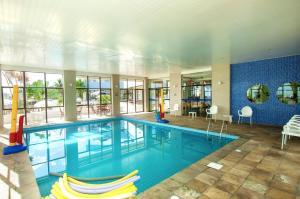 Hotel Villareal São Francisco do Sul, Отели  São Francisco do Sul - big - 59