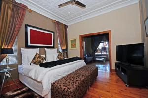 Saffron Guest House, Penziony  Johannesburg - big - 12