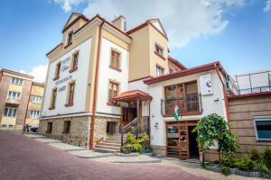 2 hvězdičkový hotel Hotel Fryderyk Řešov Polsko