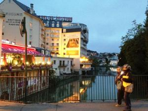 Appart'hôtel Saint Jean, Apartmanhotelek  Lourdes - big - 58