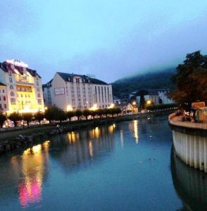 Appart'hôtel Saint Jean, Residence  Lourdes - big - 33
