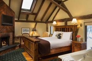 Glasbern Inn, Hotels  Fogelsville - big - 39