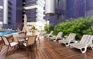 VIP Beira Mar Residence, Aparthotely  Fortaleza - big - 136