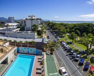 Pacific Hotel Cairns, Отели  Кэрнс - big - 31
