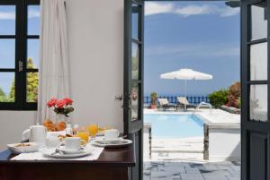 Anthonas Apartments, Apartmánové hotely  Imerovigli - big - 3