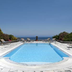 Anthonas Apartments, Apartmánové hotely  Imerovigli - big - 18