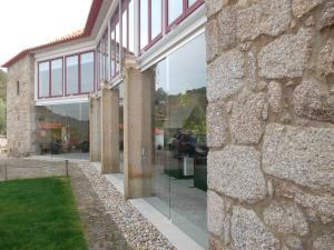 Casa D`Auleira, Farm stays  Ponte da Barca - big - 61