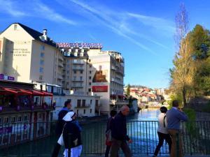 Appart'hôtel Saint Jean, Apartmanhotelek  Lourdes - big - 50