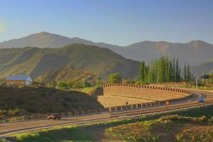 Las Espuelas Casas de Montaña, Chaty v prírode  Potrerillos - big - 56