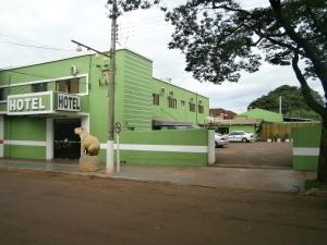 Hotel Figueira Palace, Hotels  Dourados - big - 6