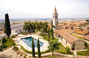 Castello Delle Serre, Bed and breakfasts  Rapolano Terme - big - 1