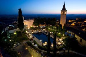 Castello Delle Serre, Bed and breakfasts  Rapolano Terme - big - 55