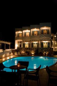 Oasis Beach Hotel Agistri Greece