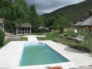 Cabañas Los Arreboles, Lodges  Potrerillos - big - 22
