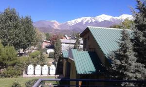 Cabañas Los Arreboles, Lodges  Potrerillos - big - 11